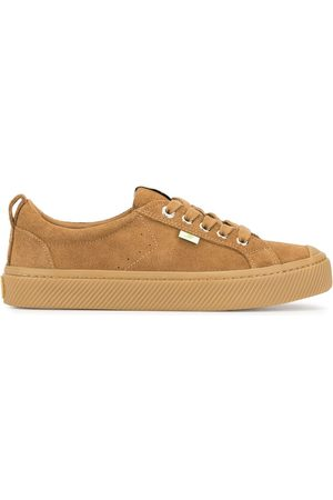CARIUMA OCA Low All Camel Suede Sneaker