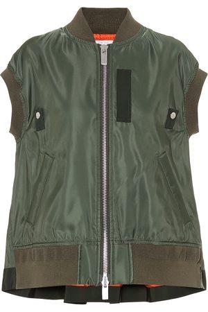 SACAI Nylon vest
