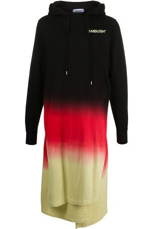 AMBUSH Layered long length hoodie