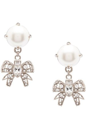 Miu Miu Micro Bow Jewels earrings