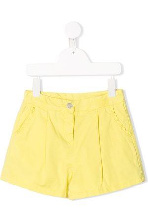 KNOT Emily ruffle trim shorts