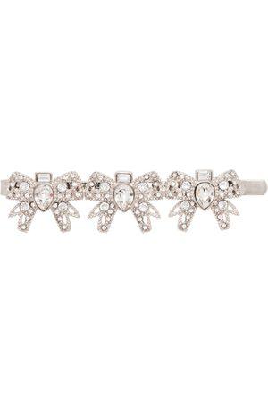 Miu Miu Women Hair Accessories - Hair clip with crystals