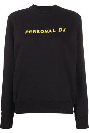 Kirin Slogan print sweatshirt