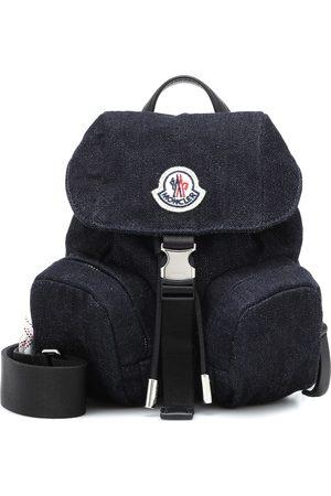 Moncler Dauphine Mini denim backpack