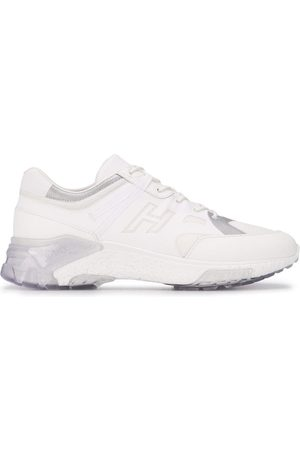 Hogan Low-top lace up sneakers