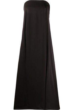 Gianfranco Ferré 1990s strapless long dress