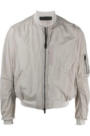 Haider Ackermann Cropped bomber jacket