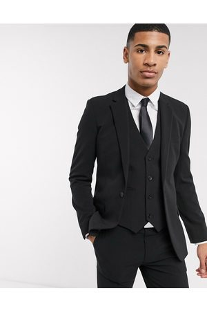 ASOS Super skinny suit jacket in four way stretch in