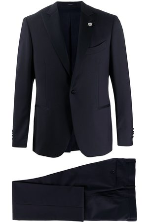 LARDINI Single-Breasted Classic two-piece suit