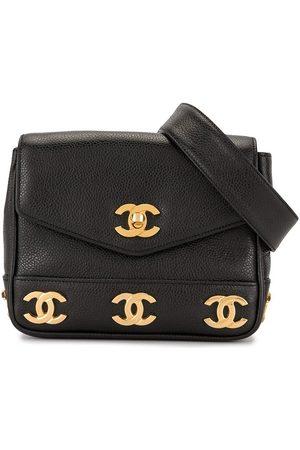 CHANEL 1992 Triple CC belt bag