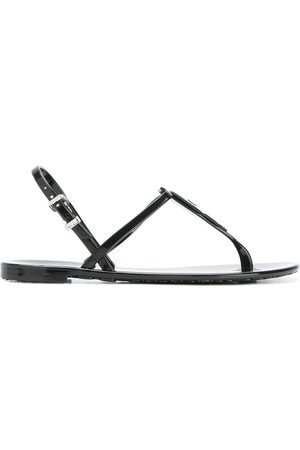 Karl Lagerfeld Rubber jelly Lagerfeld sandal