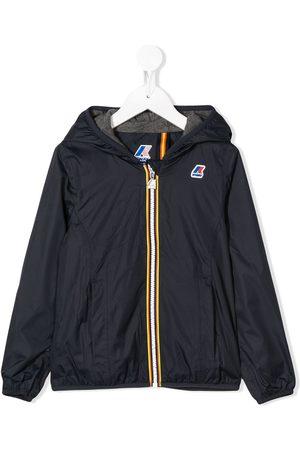 K-Way Girls Jackets - Lily hooded jacket