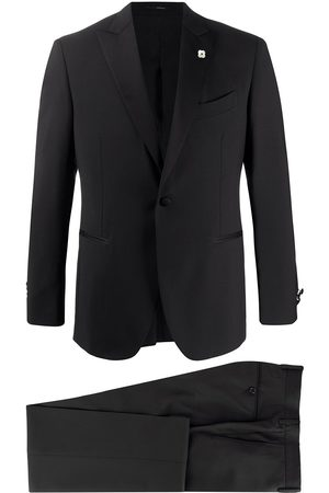 LARDINI Single-Breasted Classic suit