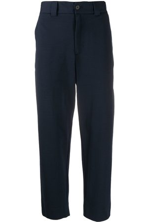 Harris Wharf London Tailored cropped trousers
