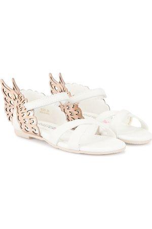 SOPHIA WEBSTER Touch strap sandals