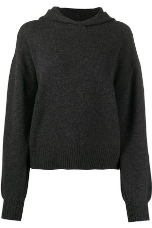 PRINGLE OF SCOTLAND Long-sleeve hooded jumper