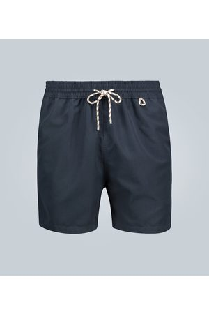 Loro Piana Bay Soft Albatros swim shorts