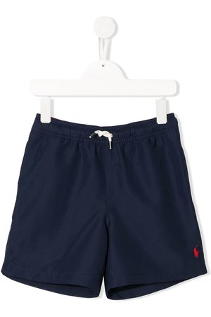 Ralph Lauren Logo swim shorts