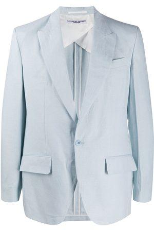 KATHARINE HAMNETT LONDON Single breasted blazer