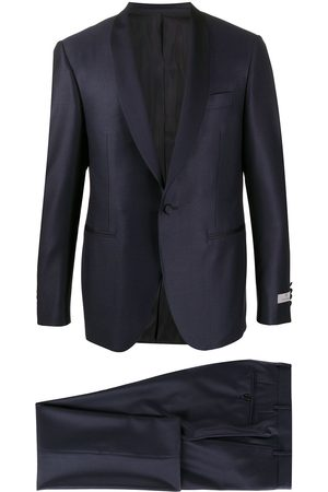 CANALI Shawl-collar two-piece suit