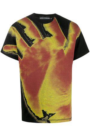 UNITED STANDARD Hand print T-shirt