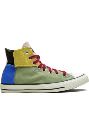 Converse Patchwork Chuck Taylor high-top sneakers