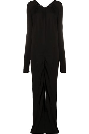 Gianfranco Ferré 1990s long-sleeve jumpsuit