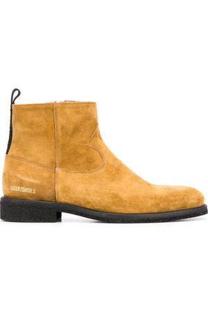 Golden Goose Toro suede ankle boots