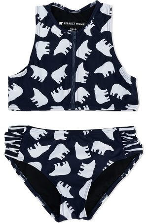 Perfect Moment Bear print bikini