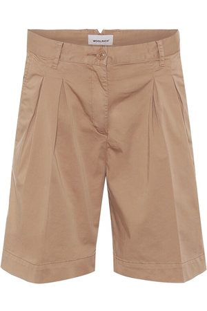 Woolrich W'S stretch-cotton shorts