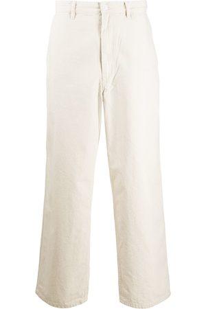 DANTON Straight-leg trousers