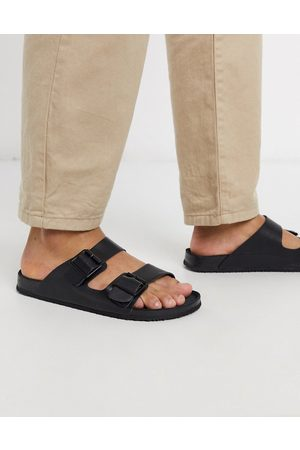 ASOS Sandals in triple with buckle