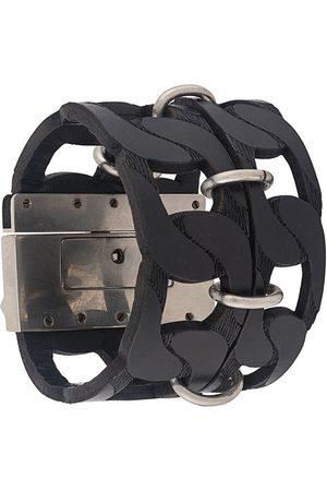Gianfranco Ferré 2000s cut-off chain style bracelet