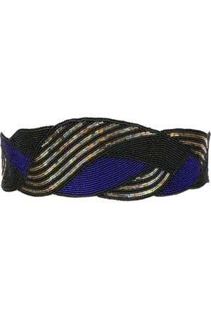 Dior Women Belts - Pre-owned Couture beaded belt