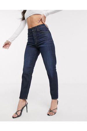 G-Star Janeh ultra high mom ankle jean