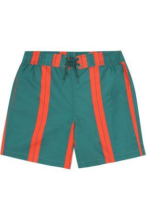 Mini Rodini Striped swim trunks