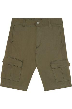 Loro Piana Stretch-cotton cargo shorts