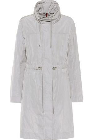 Moncler Malachite raincoat