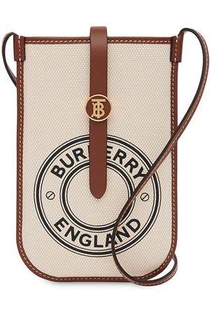 Burberry Logo graphic crossbody bag