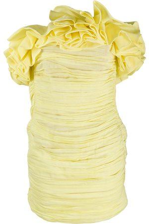 Nervi Women Party Dresses - Emanuelle pleated ruffle mini dress