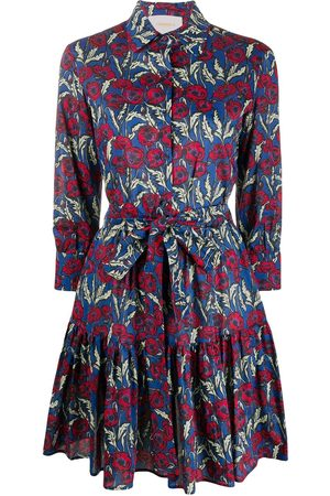 La DoubleJ Bellini short shirt dress