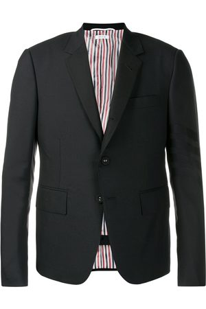 Thom Browne Plain Weave 4-Bar Suit