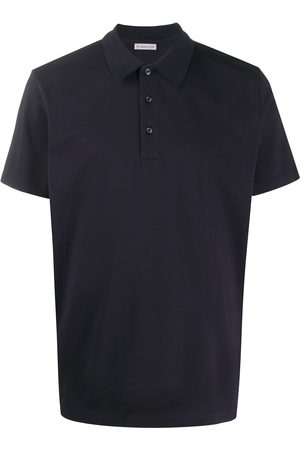 Moncler Straight fit polo shirt