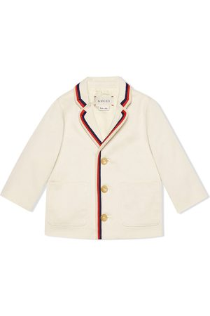 Gucci Stretch-cotton blazer