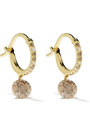 Raphaele Canot 18kt Set Free Honey Diamond earrings