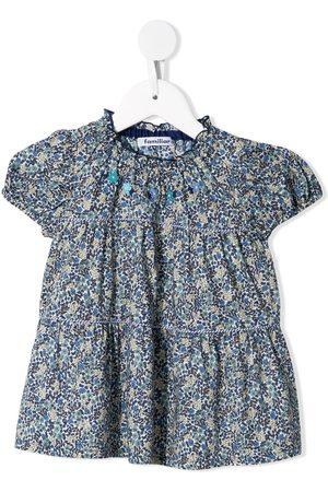 Familiar Floral print blouse