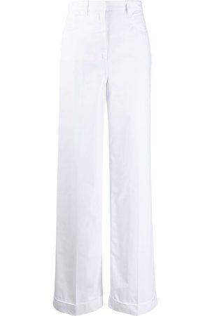 Serafini High rise straight leg jeans