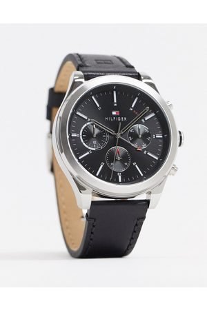 Tommy Hilfiger Sunray leather watch 1791740