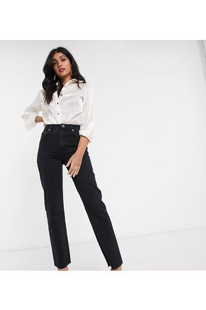 ASOS ASOS DESIGN Tall High rise 'effortless' stretch kick flare jeans in