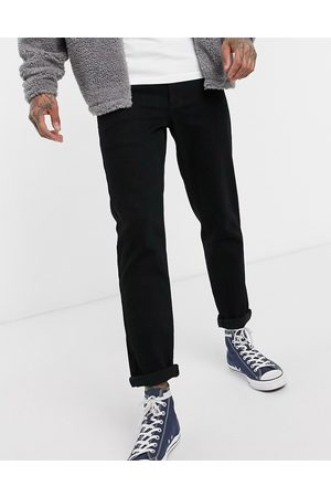 ASOS Stretch tapered jeans in